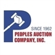 Peoples Auction Company, Inc. Logo