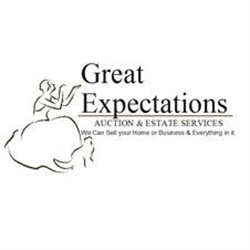 Great Expectations Auction And Estate Services Logo