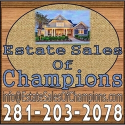 Estate Sales Of Champions