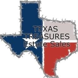 Texas Treasures Estate Sales Logo