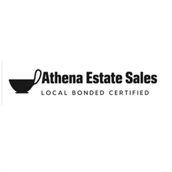 Athena Estate Sales, LLC Logo