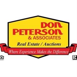 Don Peterson & Associates Real Estate Company Logo