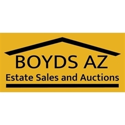 Boyd's Auctions AZ LLC Logo