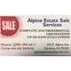 Alpine Estate Sales Logo