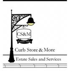 Curb Store And More Estate Sales Logo