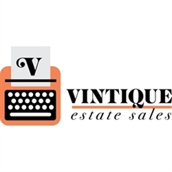 Vintique Estate Sales Logo