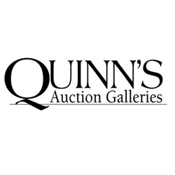 Quinn's Auction Galleries Logo
