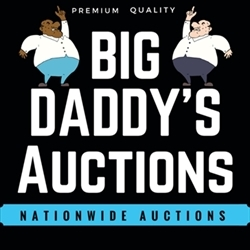 Big Daddy's Auctions Logo