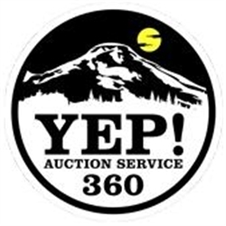 Yep Auction Service Logo