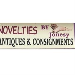 Novelties By Jonesy Logo