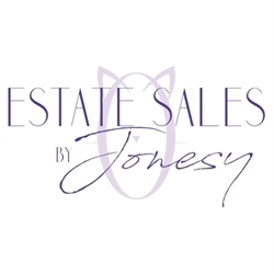 Estate Sales By Jonesy Logo
