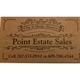 Point Estate Sales Logo