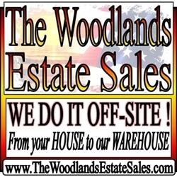 The Woodlands Estate Sales Logo