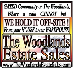 The Woodlands Estate Sales Logo
