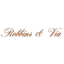 Robbins & Via, LLC Logo