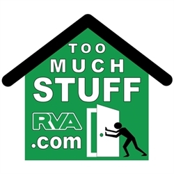 Too Much Stuff Rva Logo