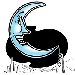 Blue Moons Estate Sales Logo
