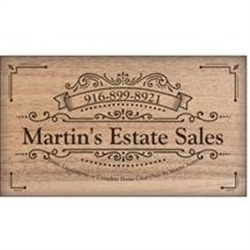 Martin's Estate Sales And Home Clear-outs Logo