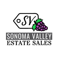 Sonoma Valley Estate Sales Logo