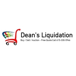Dean's Liquidation Estate Sales And Business Inventory Clearance Logo