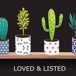 Loved & Listed, LLC Logo