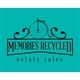 Memories Recycled Estate Sales Logo