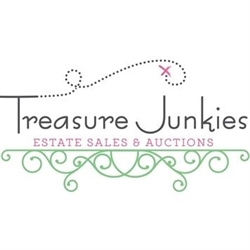 Treasure Junkies Estate Sales Logo