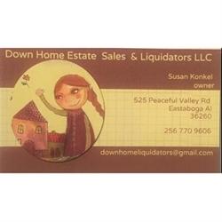 Down Home Estate Sales & Liquidators LLC