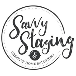 Savvy Staging & Creative Home Solutions Logo