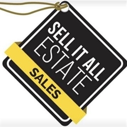 Sell It All Estate Sales Logo