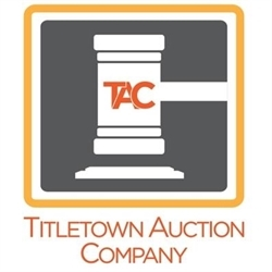 Titletown Auction Company Logo