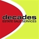 Decades Estate Sales & Services Logo
