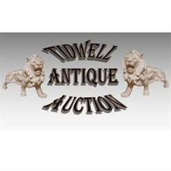 Tidwell Antique Auction Logo