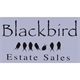 Blackbird Estate Sales Logo