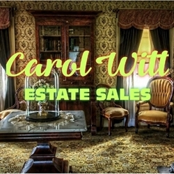 Carol Witt Estate Sales Logo