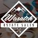 Wasatch Estate Sales Logo