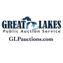 Great Lake's Public Auction Service Logo