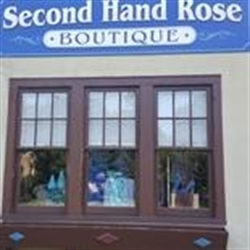 Second Hand Rose Boutique Logo