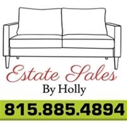 Estate Sales By Holly Logo
