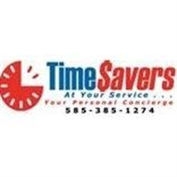 Timesavers - At Your Service Logo