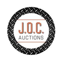 J.o.c. Auctions Logo