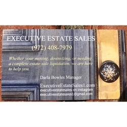 Executive Estate Sales Logo