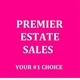 Premier Estate Sales Logo
