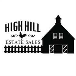 High Hill Estate Sales Logo