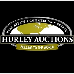 Hurley Auctions Logo