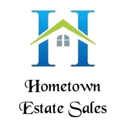 Hometown Estate Sales Logo
