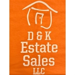 D & K Estate Sales LLC Logo
