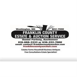 Franklin County Estate & Auction Service Logo