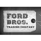 Ford Bros. Trading Company Logo