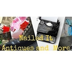 Nailed It Antiques Logo